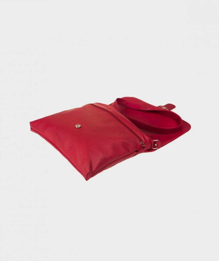 Cartella Figus Fibbia grande eco rosso