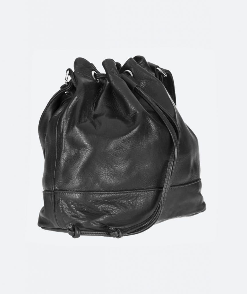 FiguSecchiello pelle nero