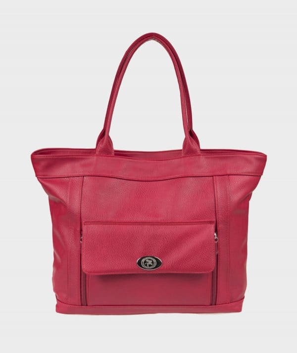 Wi Figus Bag eco rosso