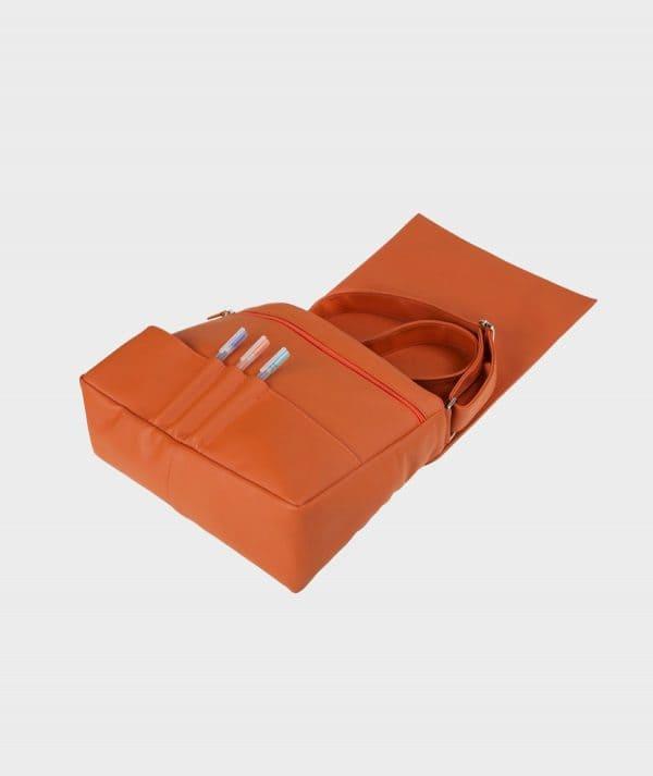 Cartella Figus Work eco arancio
